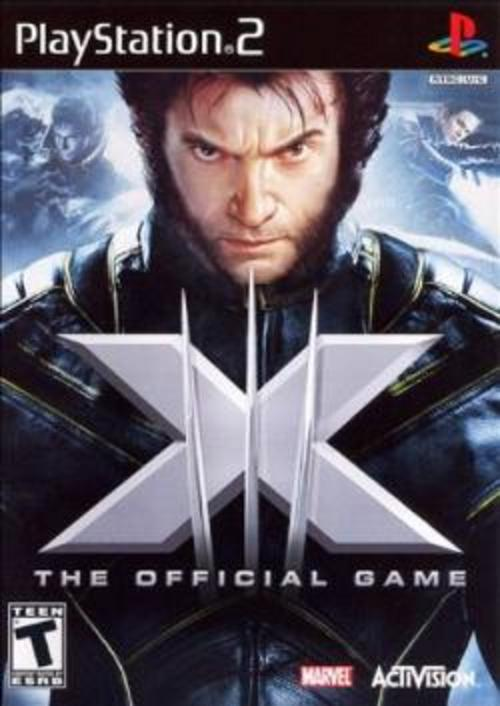 Product picture X-MEN THE OFFICIAL GAME