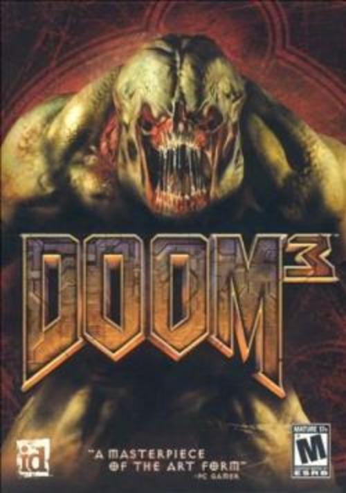 Product picture DOOM 3 PC GAME